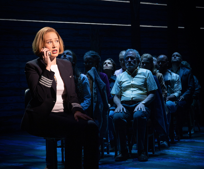 Simon Parris: Come from Away Review