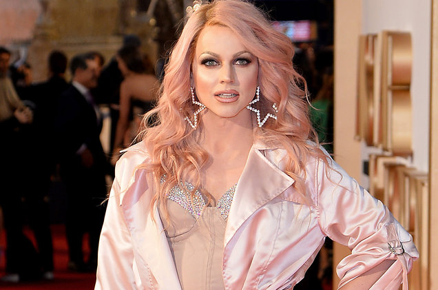 "Gaytimes: ""Courtney Act to host this year's London Queer Fashion Show"""