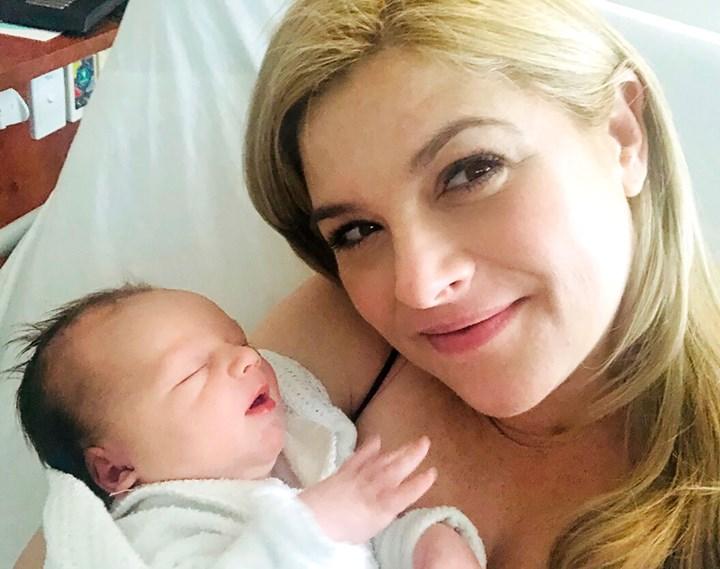"New Idea: ""AGT star Lucy Durack: Meet my baby"""