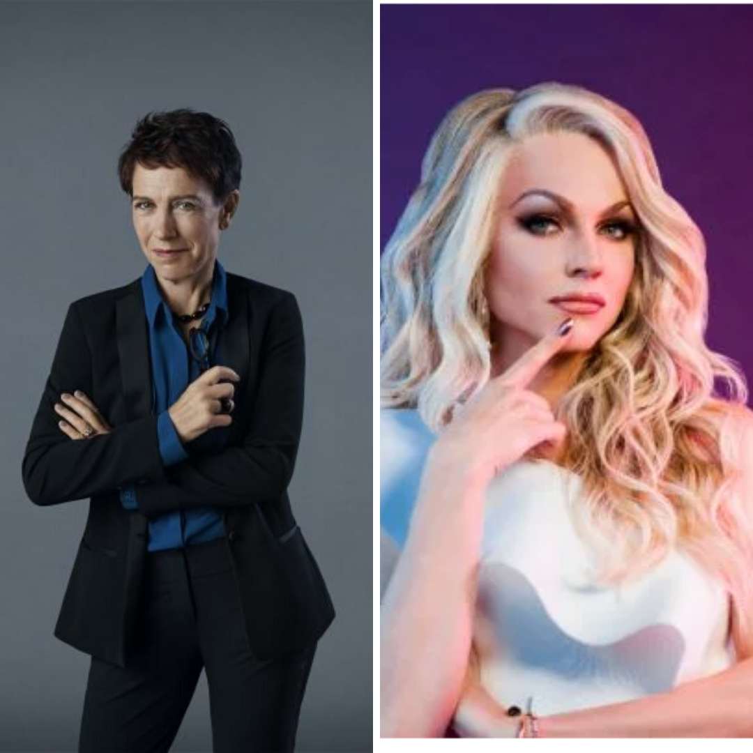 """Mumbrella """" Courtney Act, Marc Fennell, Adam Liaw and Sam Simmons among the celebrities taking part in SBS's Celebrity Mastermind"""""""