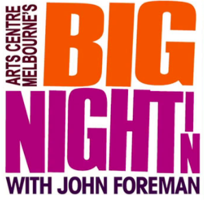 """Broadway World """"Human Nature, Courtney Act, Christie Whelan Browne and Rohan Browne Join Arts Centre Melbourne's Big Night In Episode 5"""""""