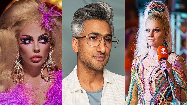 """OUT """" Courtney Act, Alyssa Edwards, Tan France to Appear on New Cooking Show"""""""