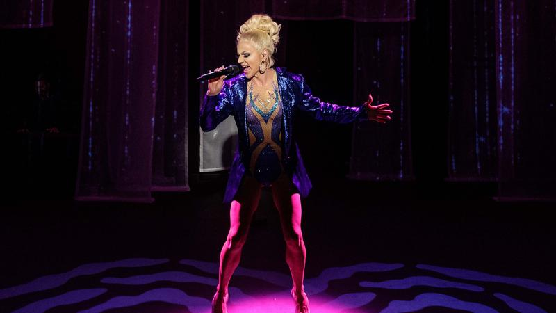 "Belfast Telegraph "" Courtney Act to bring Fluid tour to the UK and Ireland"""