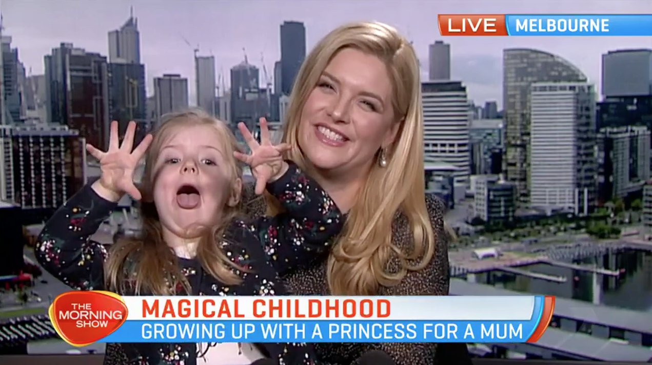 """The Morning Show – """"Lucy Durack Returns To The Stage"""