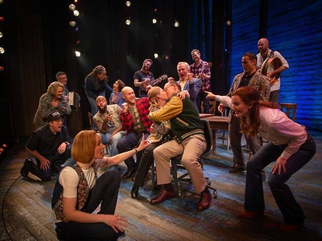 """Time Out """"Hit musical 'Come From Away' will finally start its Sydney season next year"""""""